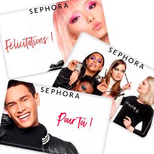 E Carte Cadeau Sephora